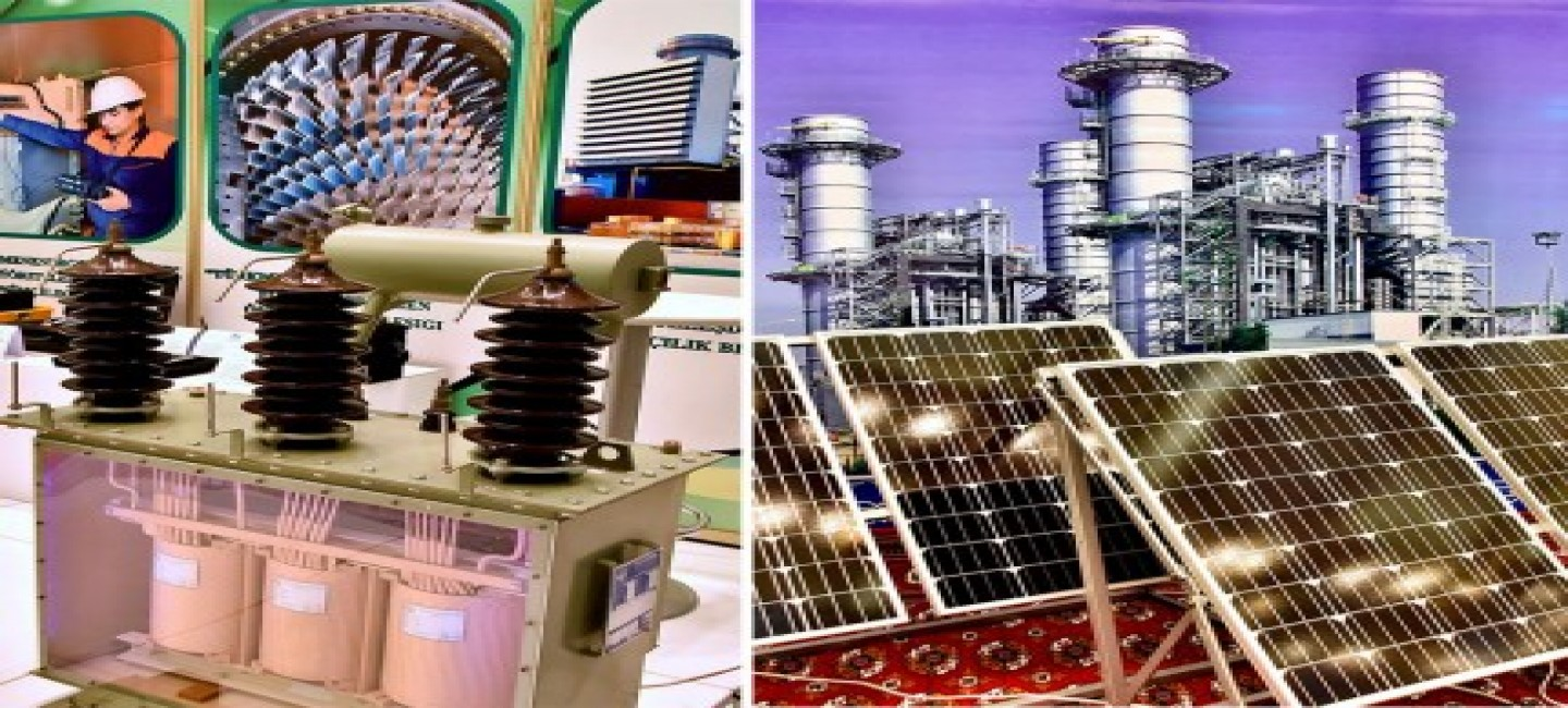 "INTERNATIONAL EXHIBITION AND SCIENTIFIC CONFERENCE ""THE MAIN DIRECTIONS OF DEVELOPMENT OF THE ENERGY INDUSTRY OF TURKMENISTAN"" OPENED IN ASHGABAT"