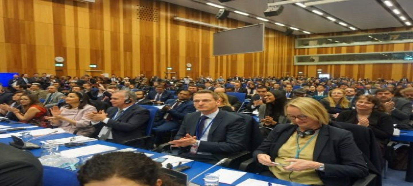 THE DELEGATION OF TURKMENISTAN PARTICIPATED IN THE 62ND SESSION OF THE COMMISSION ON NARCOTIC DRUGS IN AUSTRIA