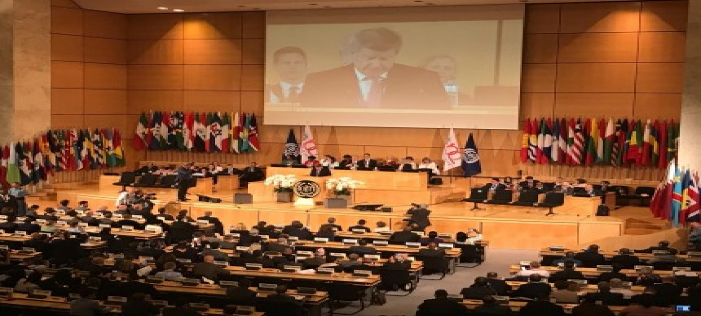 DELEGATION OF TURKMENISTAN ATTENDS THE 108TH SESSION OF THE INTERNATIONAL LABOUR CONFERENCE