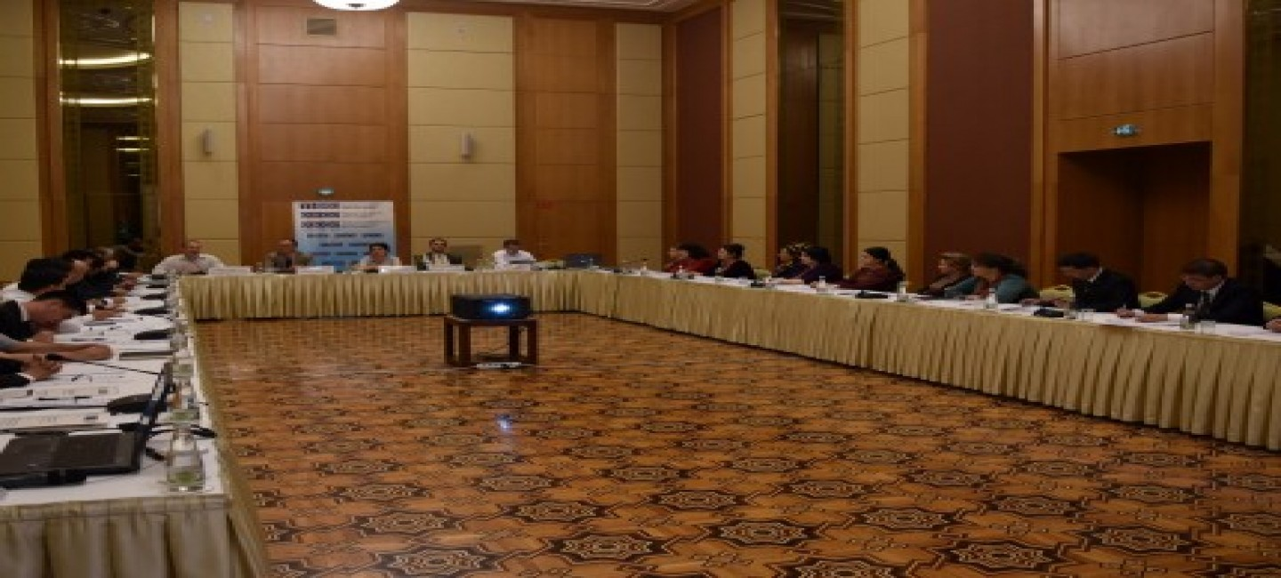 OSCE ORGANIZES SEMINAR ON NEW MODELS OF TV FUNDING IN TURKMENISTAN