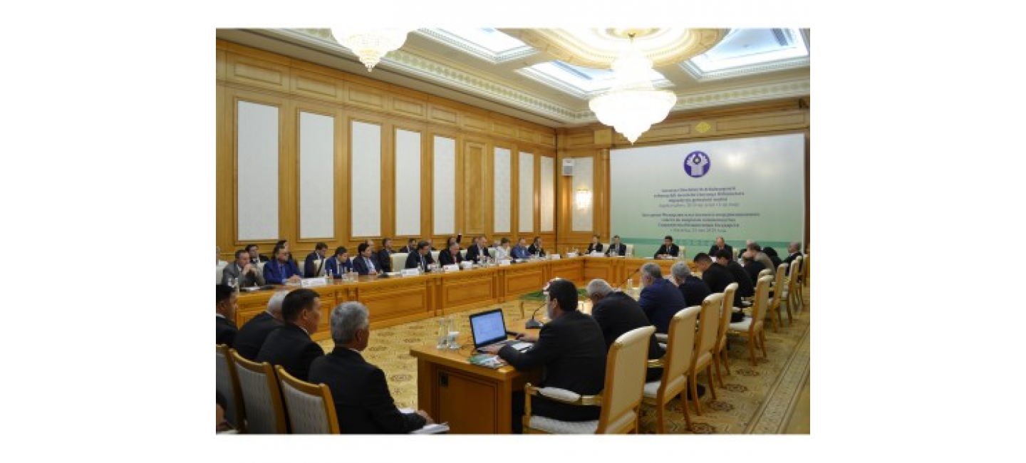 THE MEETING OF CIS INTERGOVERNMENTAL COORDINATION COUNCIL ON SEED ISSUES OPENED IN ASHGABAT