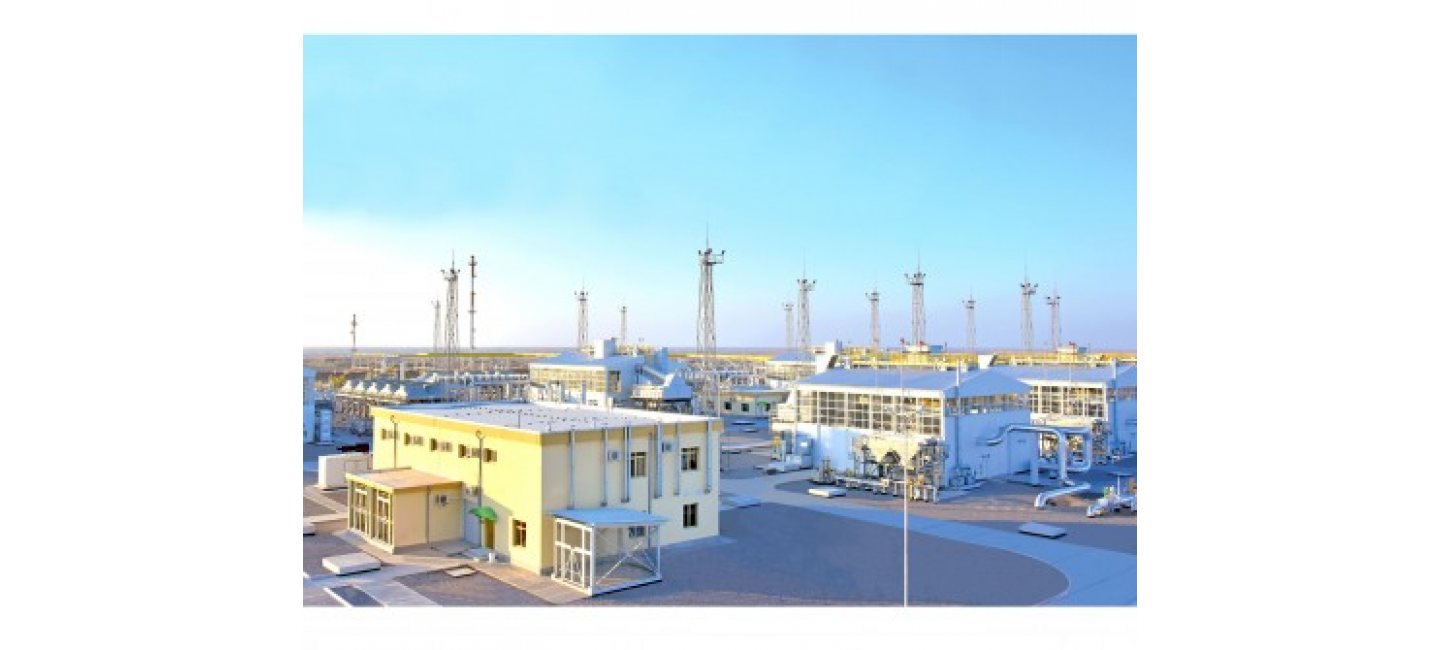 """COMMISSIONING OF THE GAS-COMPRESSOR STATION IN THE """"MALAY"""" GAS FIELD – THE EXPANSION OF THE EXPORT CAPACITIES OF TURKMENISTAN'S GAS INDUSTRY CONTINUES"""