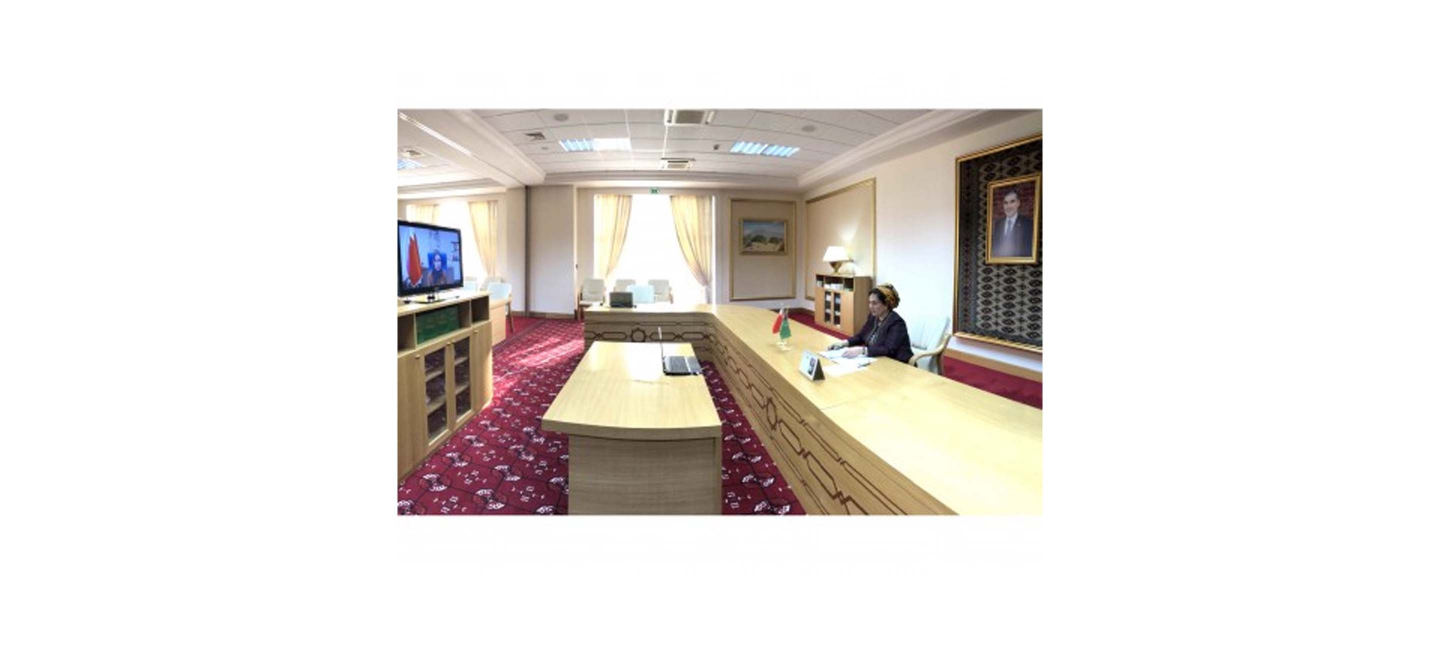 DEVELOPMENT OF INTER-PARLIAMENTARY TIES BETWEEN TURKMENISTAN AND THE KINGDOM OF BAHRAIN